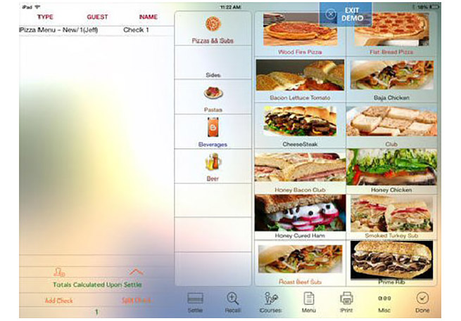 Aldelo's Touch POS Software - Aldelo Distributor