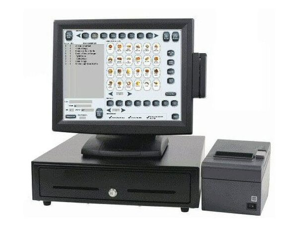 retail pos system all in one alexandria maid