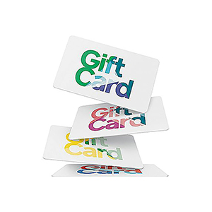 gift cards pos equipment