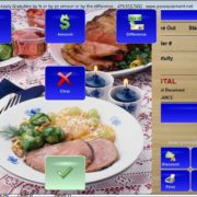 Aldelo Gratuity Screen