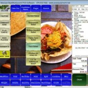 Aldelo POS for Mexican Restaurants