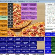 Aldelo POS for Pizza Restaurants and Delivery