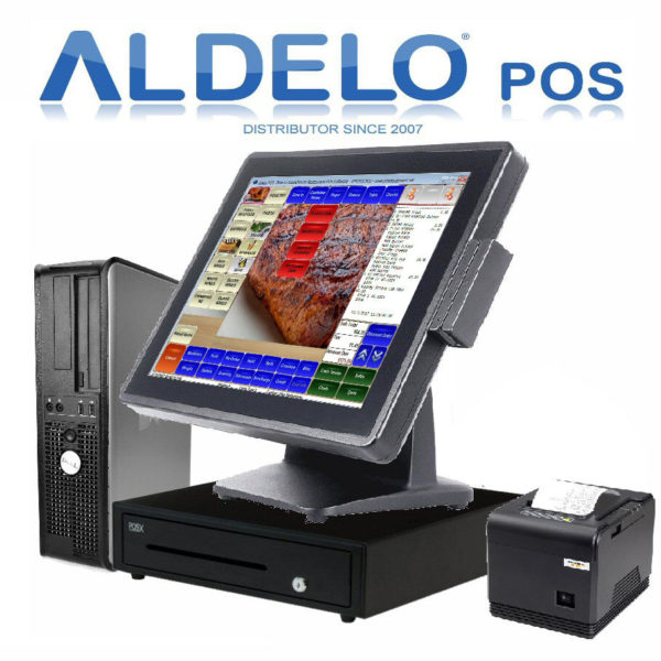 Aldelo Steakhouse POS System PC