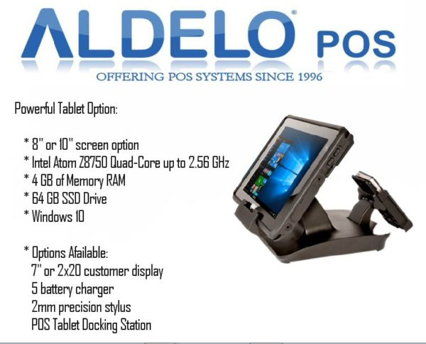 WIRELESS POS SYSTEM TABLET – POS Equipment